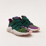 adidas x Dragon Ball Z Prophere 'Cell' Sneakers - Green / Purple D97053 | A Store
