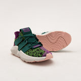 adidas x Dragon Ball Z Prophere 'Cell' Sneakers - Green / Purple D97053 - Pair | A Store