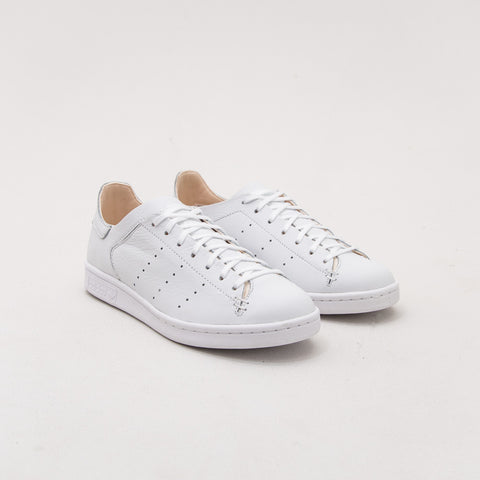 Stan Smith Leather Sock - Ftwr White / Ftwr White / Ftwr White