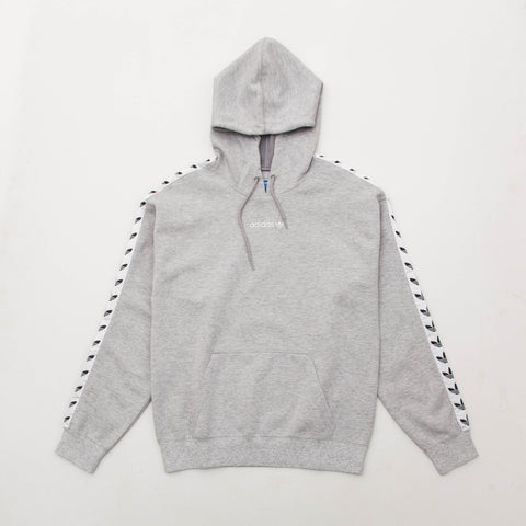 TNT Tape Hoody - Grey Heather