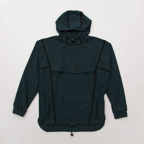 adidas Taped Anorak - Green Night BR5077 - Front | AStore