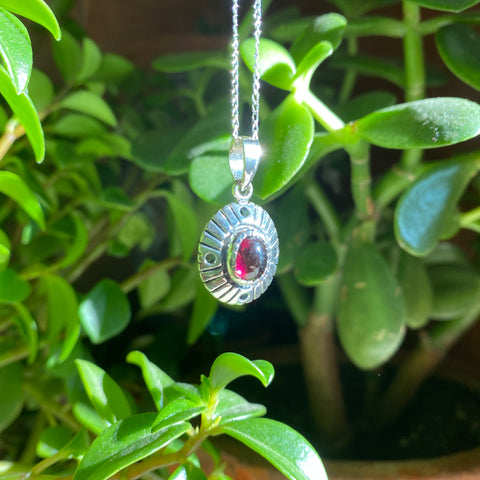 Everything_soulful_garnet_sterling_pendant