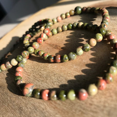 Everything_Soulful_Unakite_bracelet