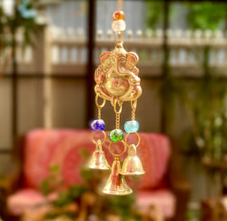 Prosperity and Remover of Obstacles: Ganesh Chime