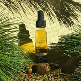 HEALING Infused with Unakite Crystal Aromatherapy Potion