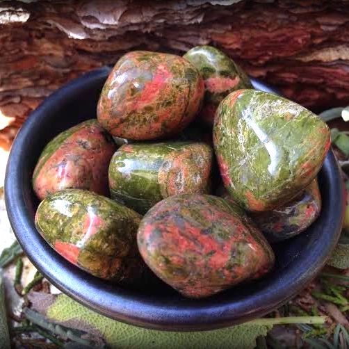 Unakite: The Stone of Cleansing and Releasing