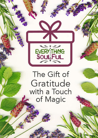 The Gift of Gratitude with a Touch of Magic
