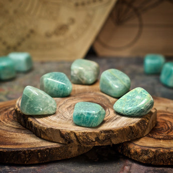 Anti-Anxiety and True Self: Amazonite