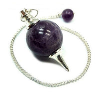 Amethyst: Powerful and Protective Pendulum