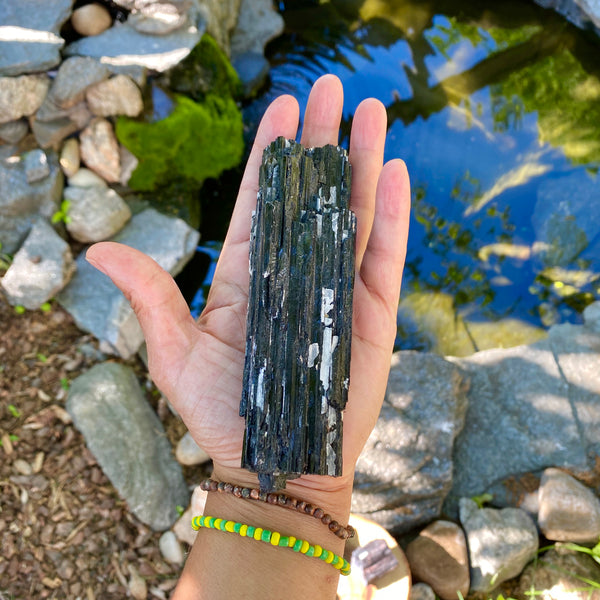 Protection and Grounding: Black Tourmaline