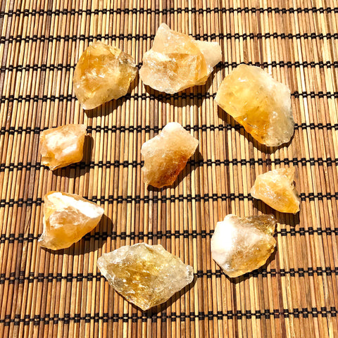 Citrine from Brazil: Stir Your Soul to Action