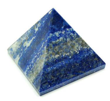 Lapis Lazuli: The Stone of Awareness Pyramid