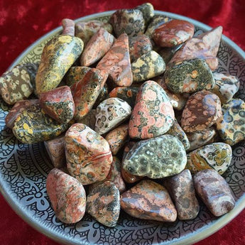 Leopardskin Jasper: Animal Spirit and Earth Connection