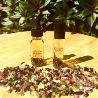 BALANCE Infused with Mixed Tourmaline Aromatherapy Potion