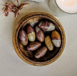 Vitality and Insight: Shiva Lingam