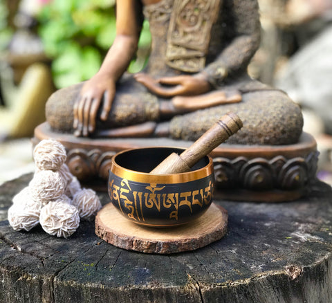 Singing Bowl Sound Therapy: Healing and Meditation