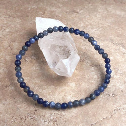 Creativity and Knowledge: Sodalite Bracelet