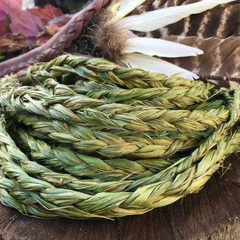 SweetGrass: Sacred Hair of Mother Earth