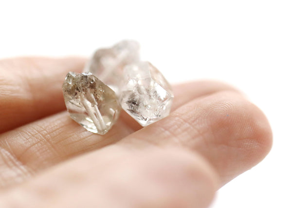 Herkimer diamond up close and personal
