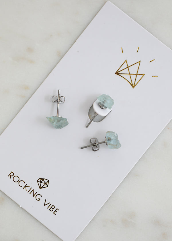 Rock Stud Aquamarine LIMITED EDITION (single)