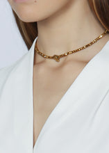 Load image into Gallery viewer, SOUL SPARKLE CHOKER - GOLD