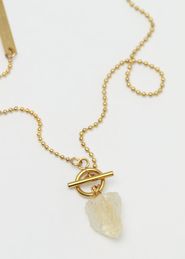 ORIGIN - RAW CITRINE