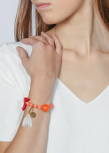 Load image into Gallery viewer, PROJECT HAPPY BRACELET - TANGERINE