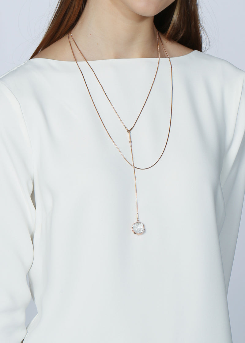 SPHERE - ROSE GOLD (adjustable)