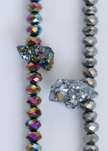 Load image into Gallery viewer, SOUL SPARKLE CHOKER - RAINBOW