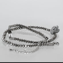 Load image into Gallery viewer, SOUL SPARKLE CHOKER - SILVER