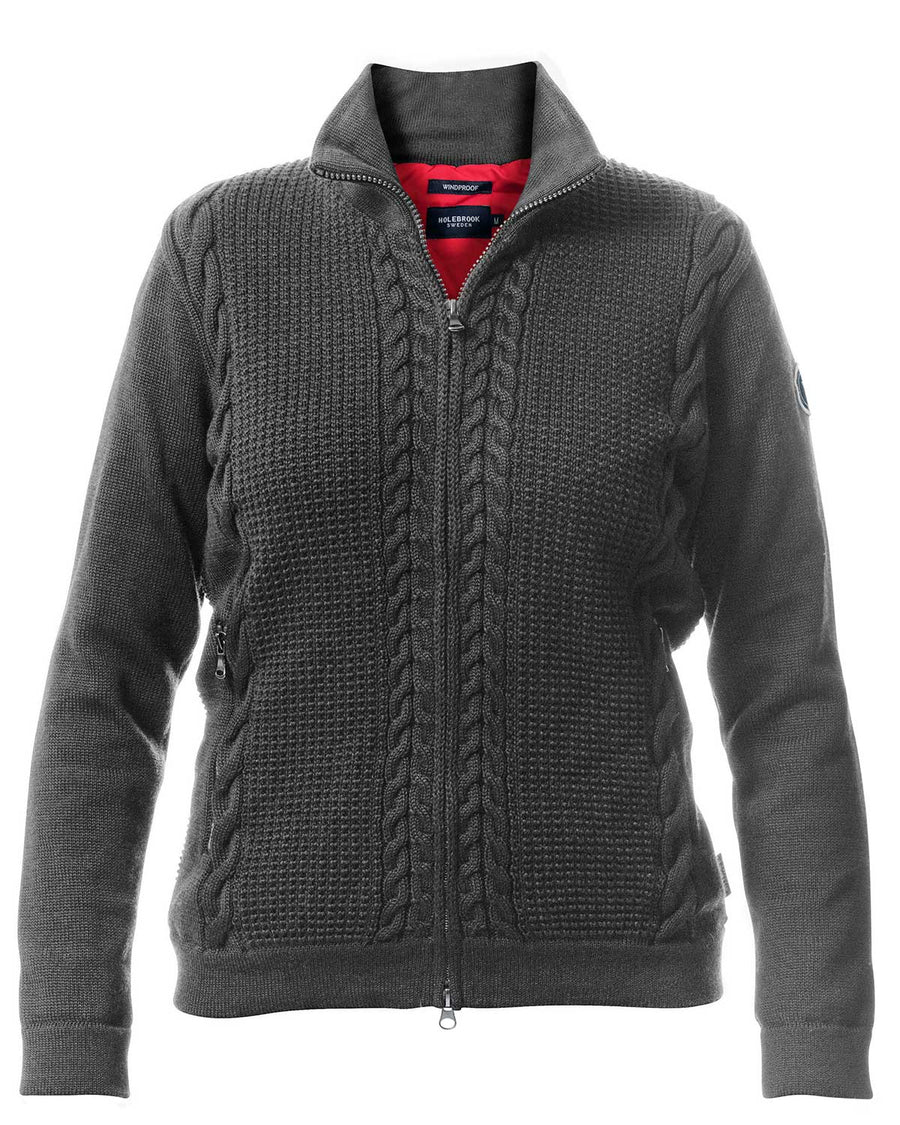 Asta Wool Windproof Zip