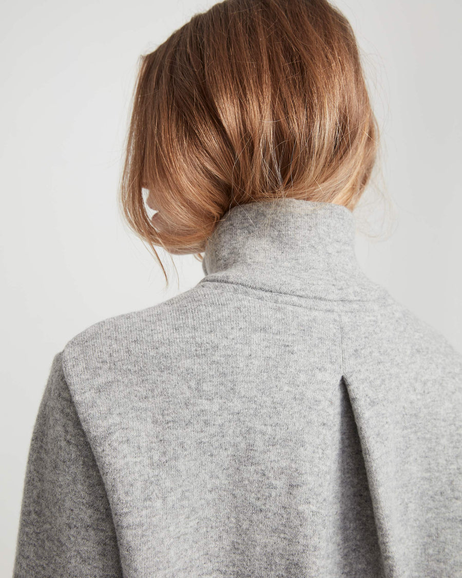 Gunnel Jacket- Grey Mel.