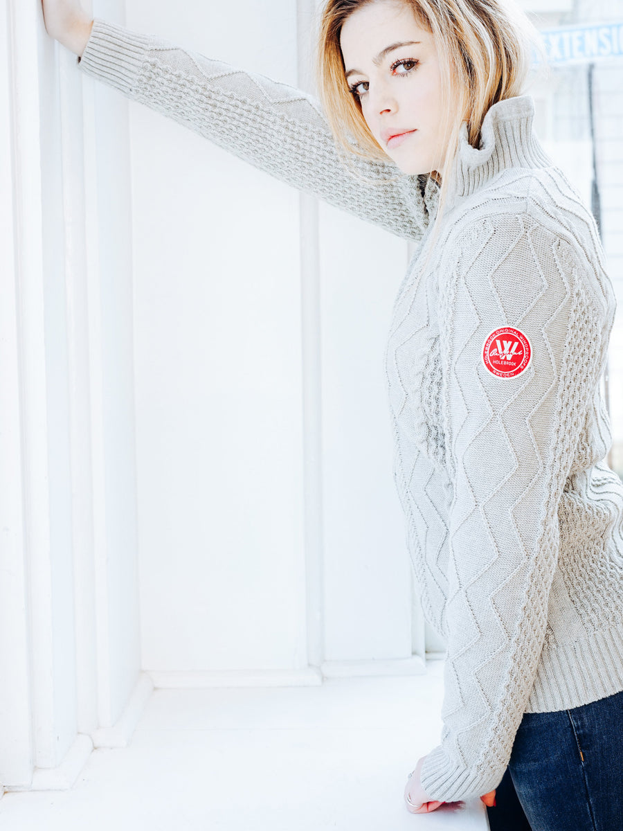 Amy Windproof Sweater