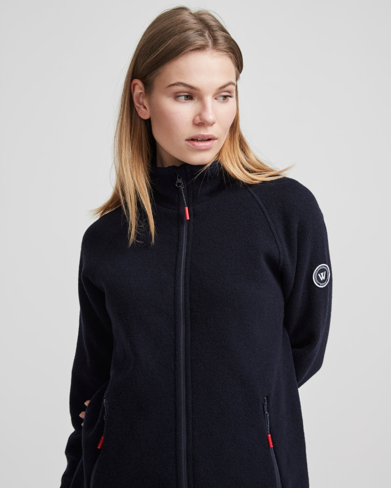 Maggan Full Zip Windproof