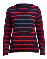 Svea Crew Navy - Red