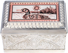 Keepsake Metal Boxes