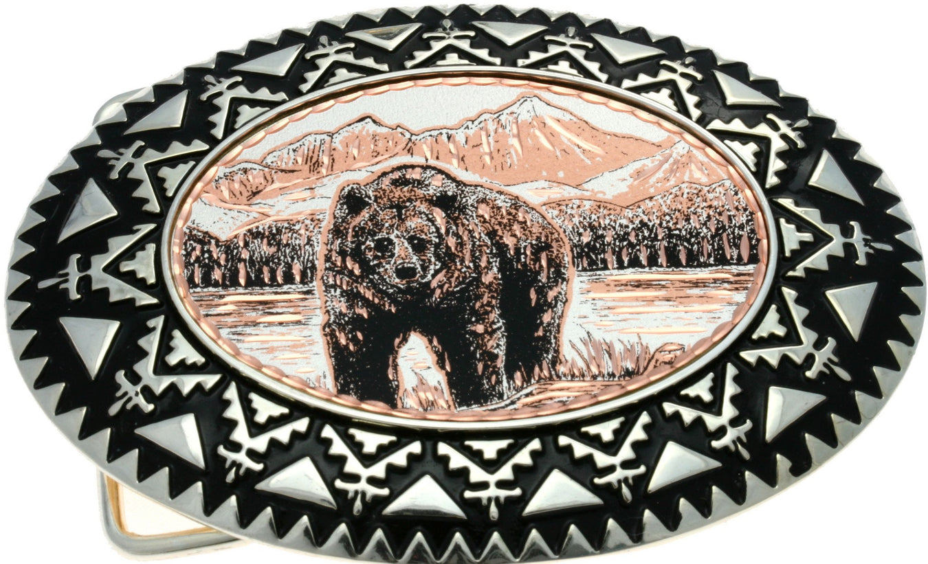 Copper Belt Buckles