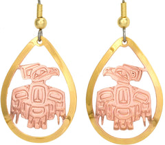 Cut Out Earrings - Oscardo