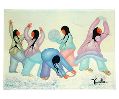 Cecil Youngfox Winter Dancers