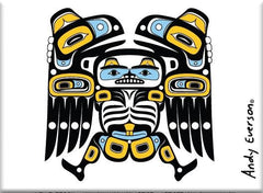 Andy Everson Chilkat