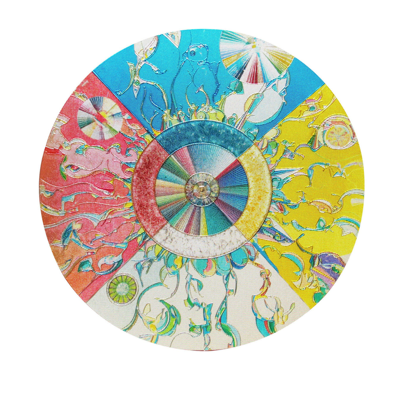 Alex Janvier Morning Star