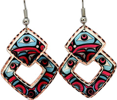 Alaska Earrings - Oscardo