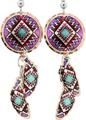 Dreamcatcher Earrings - Oscardo