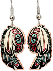 Alaska Native Earrings - Oscardo