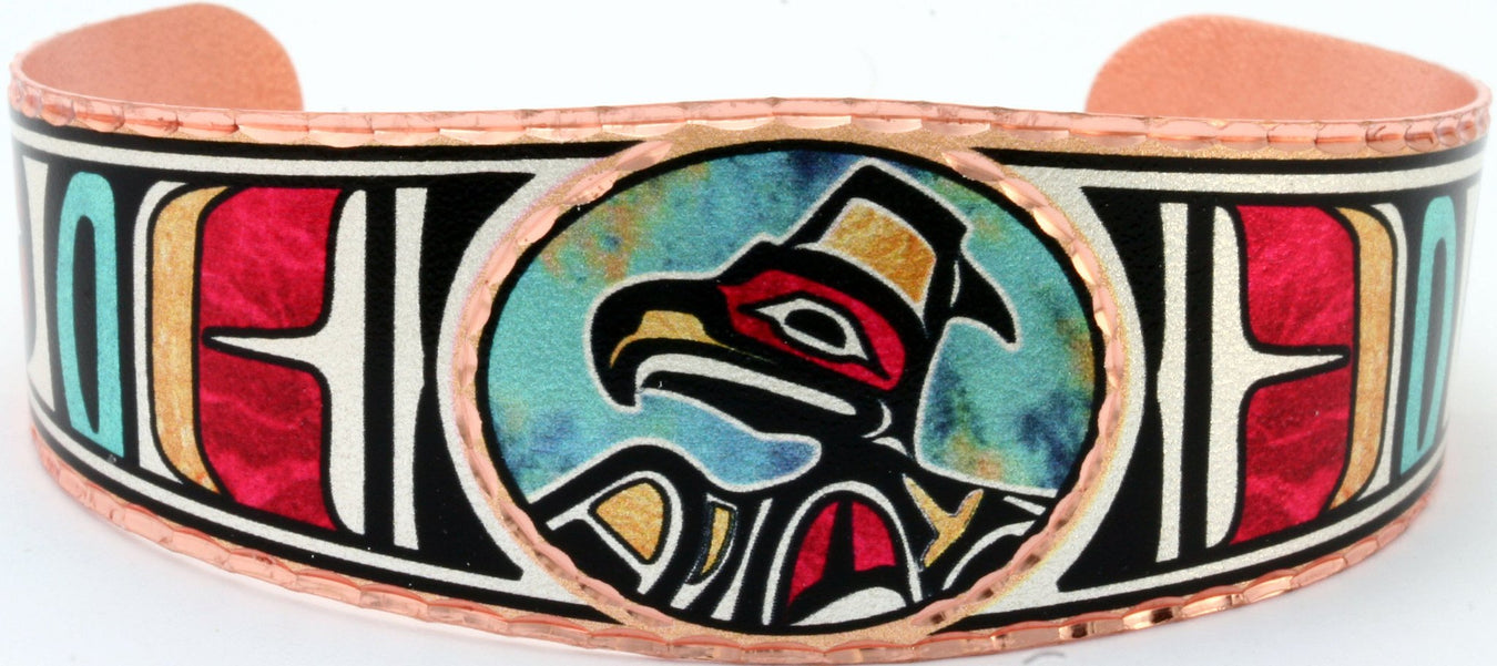 Colourful NorthWest Native Bracelets