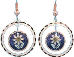 EF Flower Earrings