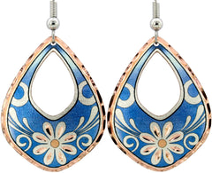 Flower Earrings - Oscardo