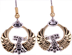 Haida Earrings - Oscardo