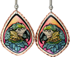 Lynn Bean Native Design Earrings - Oscardo