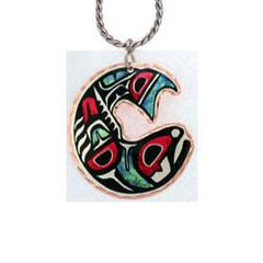 Colourful NorthWest Native Necklaces